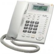 Telefon analogic Panasonic cu caller ID KX-TS880FXW Alb