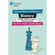 REVISE Edexcel GCSE (9-1) History the USA Revision Guide and Workbook by Victoria Payne