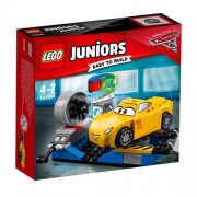 LEGO Juniors Cruz Ramirez race-simulator 10731