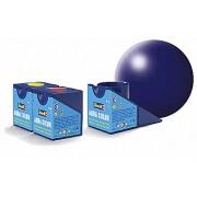 Revell Acrylics (Aqua) - 18ml - Aqua Dark Blue Silk - RV36350