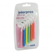 Perii interdentare Interprox Plus 2G Mix - 6 bucati Dentaid