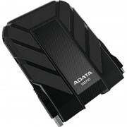 Hard disk extern ADATA Durable HD710 2TB 2.5 inch USB 3.0 Black