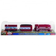 Thomas the Train: TrackMaster New Friends/Greatest Moments - Caitlins Passenger Express
