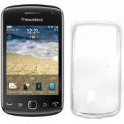 Husa Capac Spate Blackberry Curve 9380 Transparent Celly