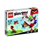 LEGO 75822 Angry Birds Piggy Plane Attack Building Set