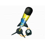 Revell Play 'n 'action 24399 - Rocket Rocket Star, Sonstige giocattoli