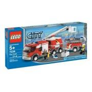LEGO Fire Truck - vehículos de juguete (Rojo, Color blanco)