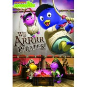 Backyardigans: We Arrrr Pirates [Reino Unido] [DVD]