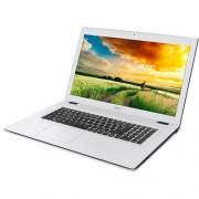"Acer Aspire E17 E5-772-39GH i3-5005U(2.00 GHz) 4GB 1TB 17.3"" FHD matný DVDRW integ.graf. Win10 biela 2r"