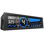 NZXT Technologies Sentry 3 5.4-Inch Touch Screen Fan Controller Cooling AC-SEN-3-B1