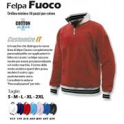 Classics - Felpa Fuoco