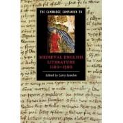 The Cambridge Companion to Medieval English Literature 1100-1500 by Larry Scanlon