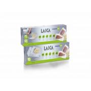 LAICA vákuumozó adapter + 3db szelepes vákuumozó tasak 23*26 cm