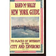 Rand Mc Nally Guide To New York City And Environs - With Maps And Illustrations