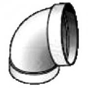 Scelto Da Desivero Curva Abs D.125 Mm F.F. A 90°