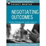 Negotiating Outcomes by Harvard Business School Press