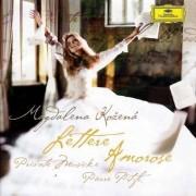 Magdalena Kozena - Lettere Amorose (0028947787648) (1 CD)
