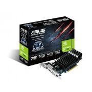 Asus Scheda Grafica GeForce GT 730 Silent (GT730-SL-1GD3-BRK), 1 GB DDR3 SDRAM, Nero