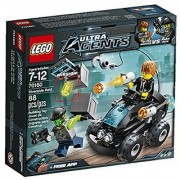 LEGO Ultra Agents Riverside Raid (70160)