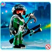 Playmobil 626039 - Agente - Agente Swat
