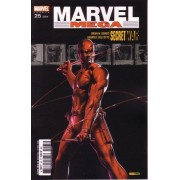 Marvel Mega N° 25 ( Février 2006 ) : Secret War 5 + Les Dossiers Secrets De Nick Fury