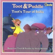 Toot and Puddle - Toot's Tour of India