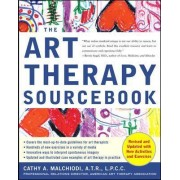 Art Therapy Sourcebook by Cathy Malchiodi