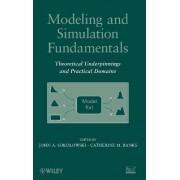 Modeling and Simulation Fundamentals by John A. Sokolowski