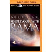 Rendezvous with Rama by Sir Arthur C Clarke