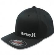 HURLEY GORRA HUR CORP HATS FFIT IN BLACK S-M