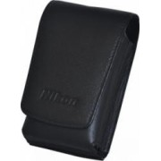 Leather Pouch Nikon AW100 S1200pj S8100 S1100pj