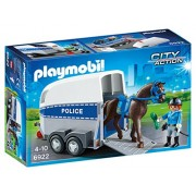 Playmobil City Action 6922 set de juguetes - sets de juguetes (Acción / Aventura, Police, Niño, Multicolor)