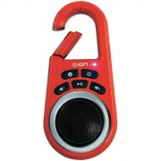 Boxa bluetooth iON Clipster Red