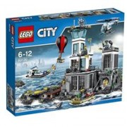 Set Lego City Prison Island