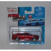 Maisto Fresh Metal Die-Cast Vehicles ~ 2011 Dodge Charger R/T (Red)