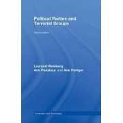Political Parties and Terrorist Groups by Leonard B. Weinberg