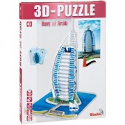 Simba 106137255 - Burj al Arab, Puzzle 3D