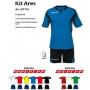 Givova - Completo Kit Calcio ARES
