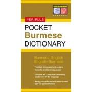 Periplus Pocket Burmese Dictionary by Stephen Nolan