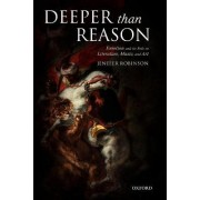 Deeper Than Reason by Jenefer Robinson