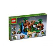 Set Lego Minecraft The Jungle Tree House
