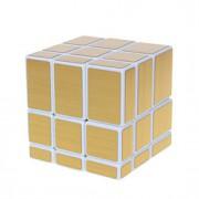 Shengshou Cube velocidade lisa Alienígeno Espelhada Cubos Mágicos Branco ABS