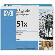 Toner HP Q7551X (Negru - de mare capacitate)