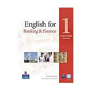 English for Banking and Finance Level 1. Vocational English - Course book and CD-Rom Pack