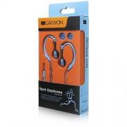 Casca handsfree CNS-SEP1BL, Albastru