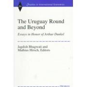 Uruguay round & beyond Pb by Bhagwati & Hirsch