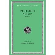Moralia: Index v. 14 by Plutarch