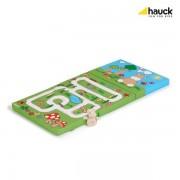 Hauck Matelas Pour Lit De Voyage Sleeper (60 X 120 Cm) Hippo Green (890448)