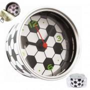 Reloj aluminio football