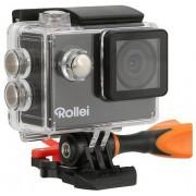 Rollei ActionCam 300 Plus cameră sport vízálló cu toc (negru)
